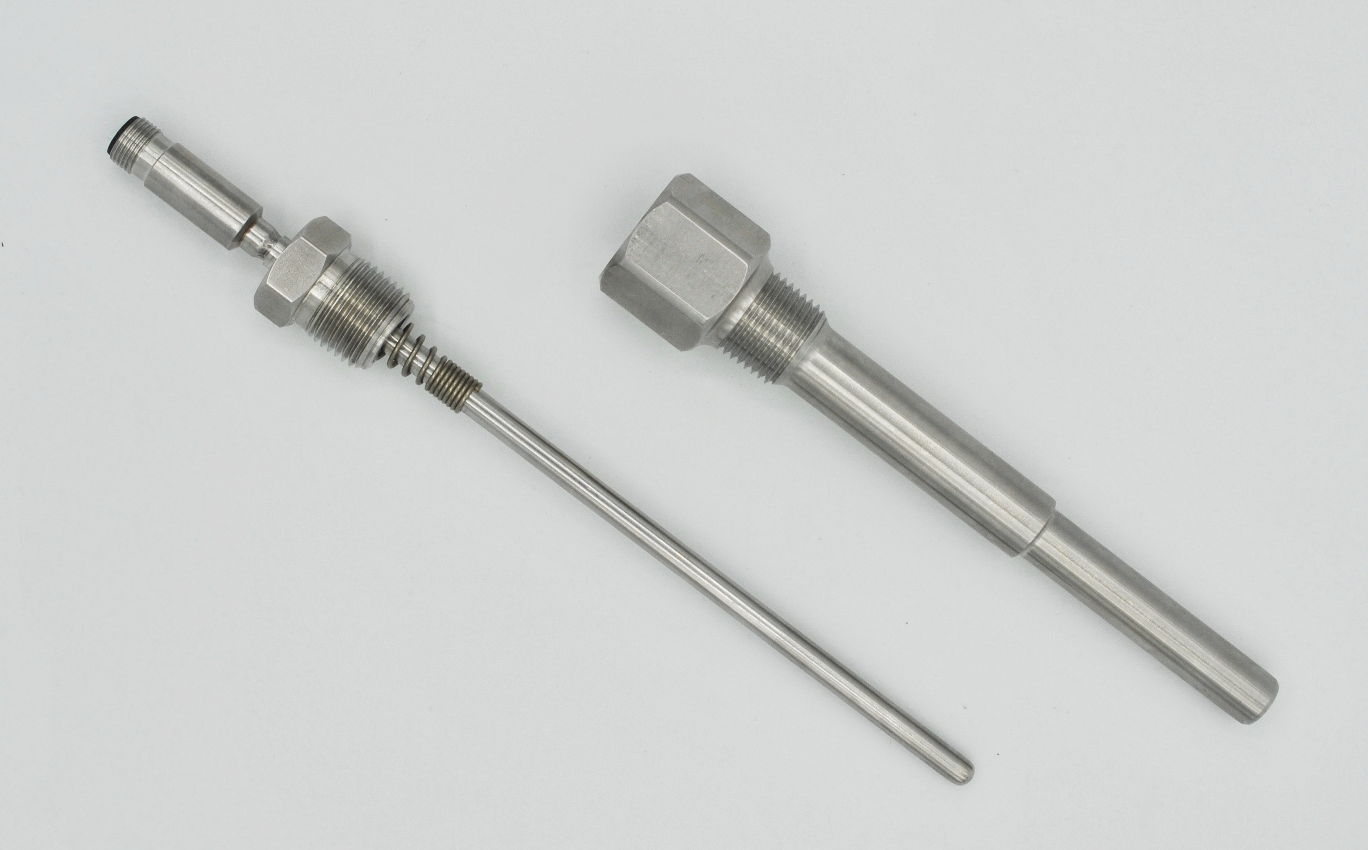 R23 RTD and thermowell